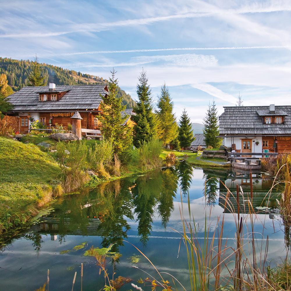 luxury spa hotels in Austrian Alps