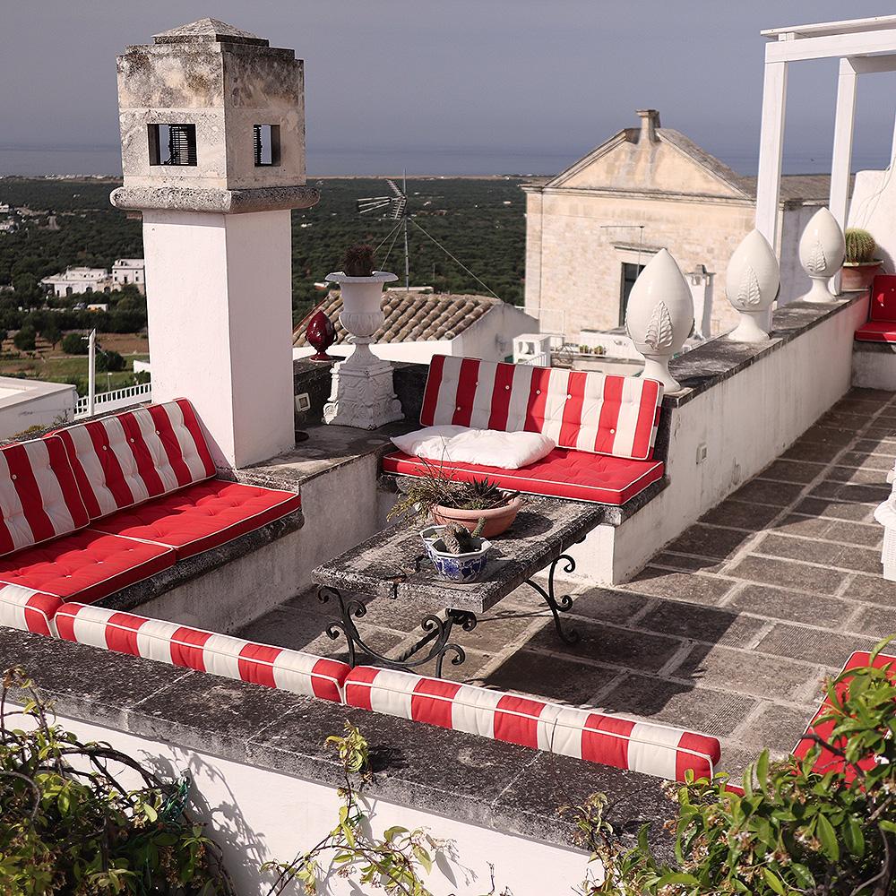 Accommodation in Ostuni - Puglia