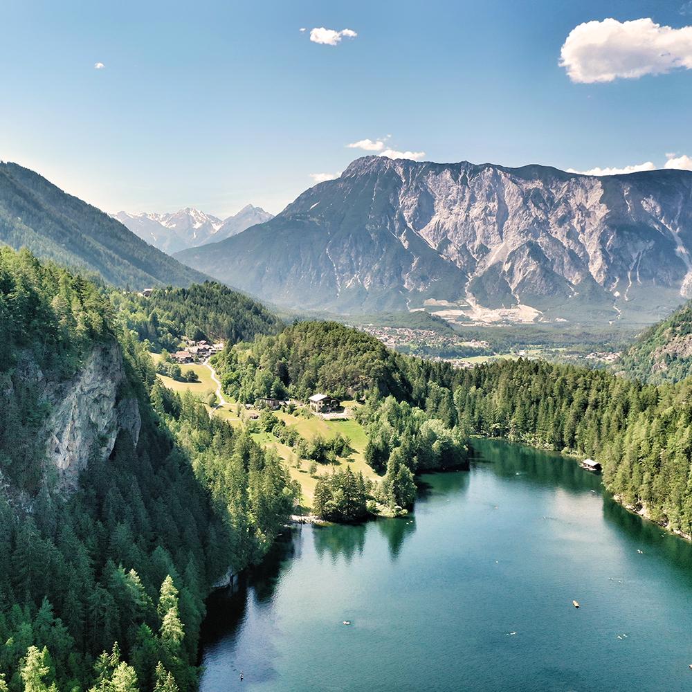 yoga retreat austria with voyemo
