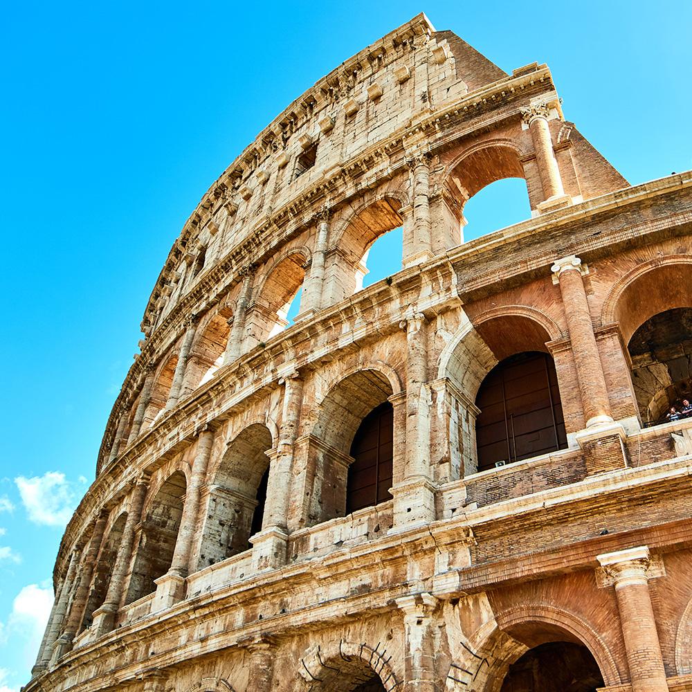 luxury retreats rome