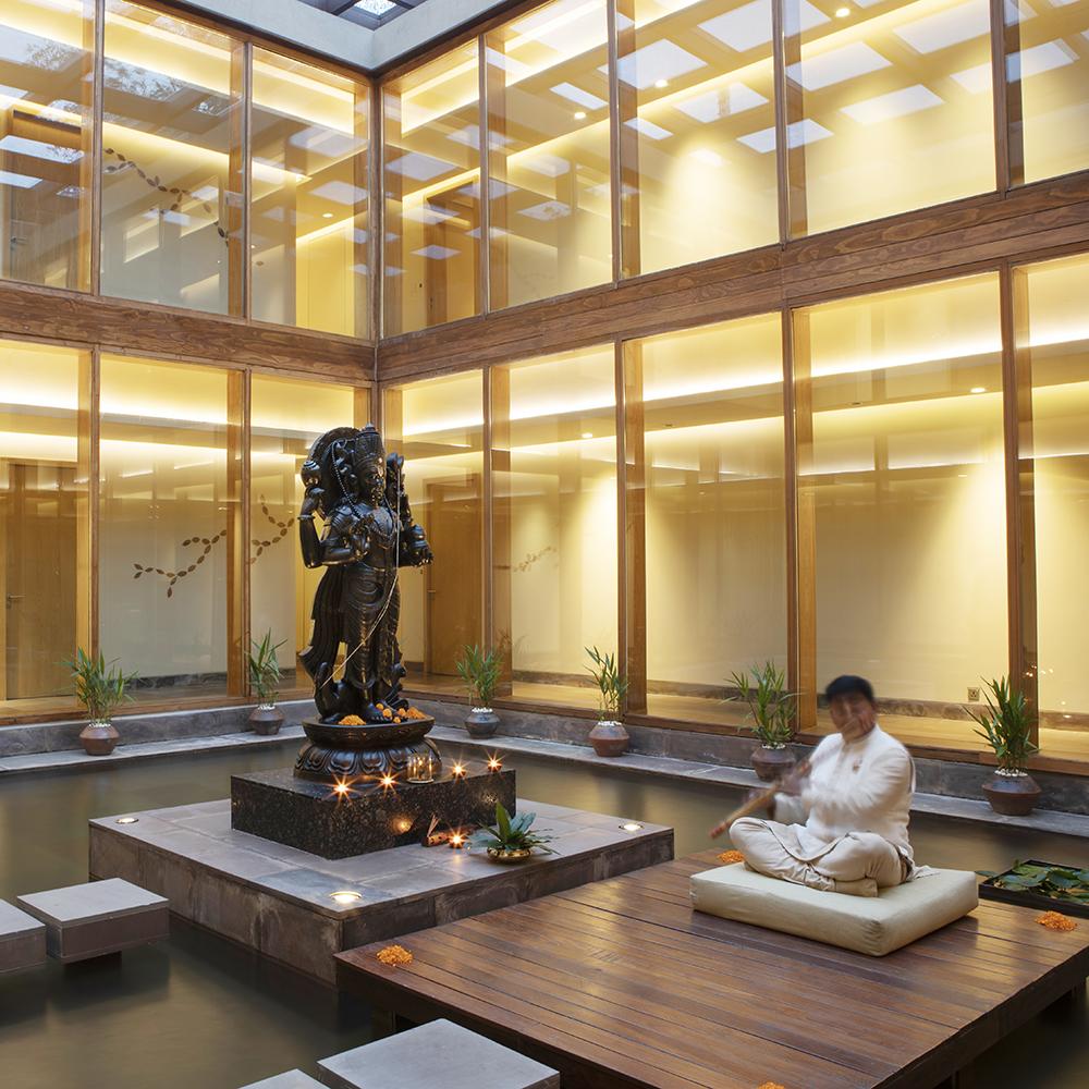 discover an exclusive himalayan spa resort