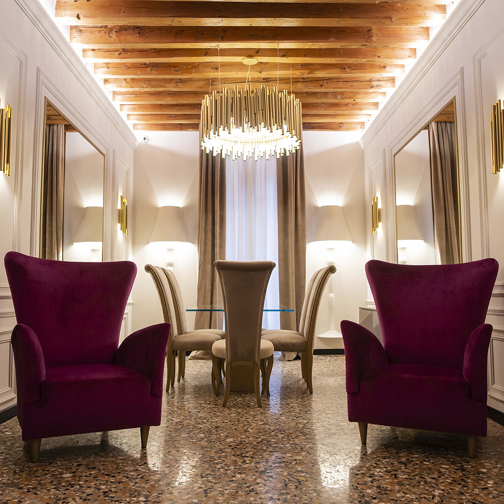 boutique hotels in Venice Italy