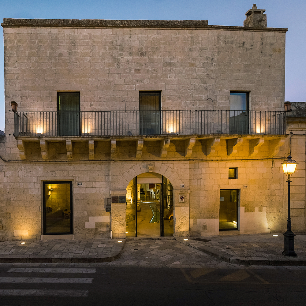 Corte dei Francesi: history and art