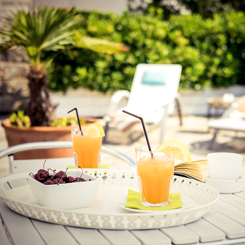 relax at Corte dei Francesi accommodation in Puglia Italy