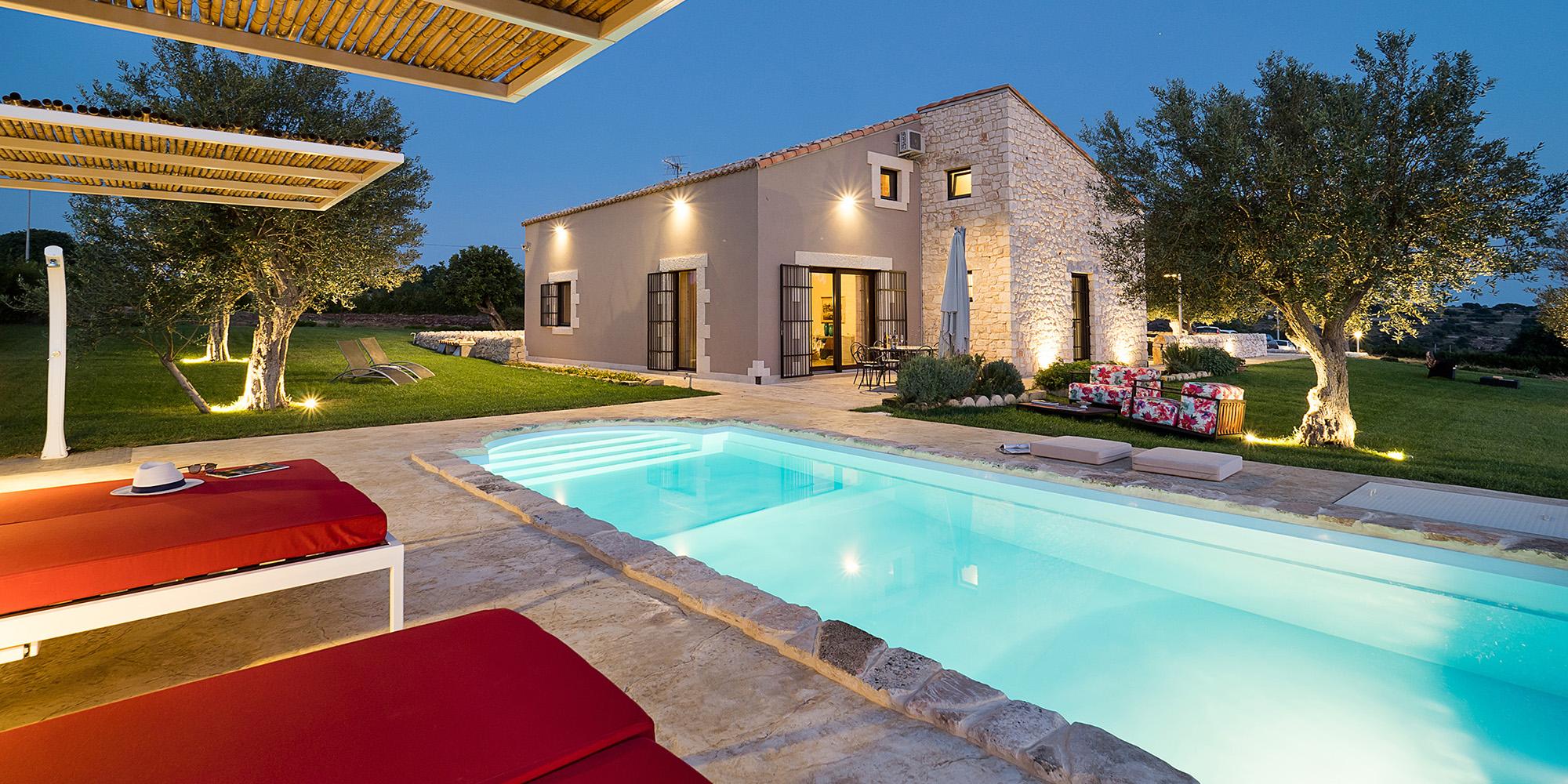 Casale Balate: accommodation in Ragusa Sicily