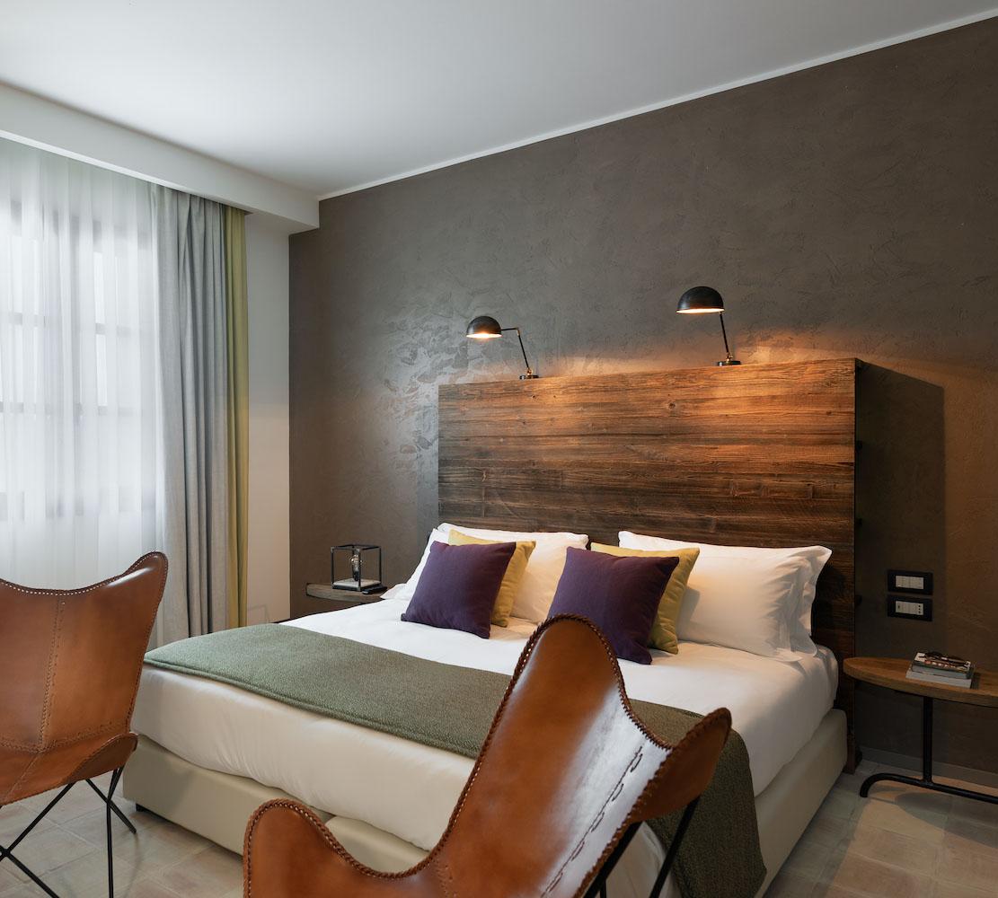 momentum resort: bedroom details