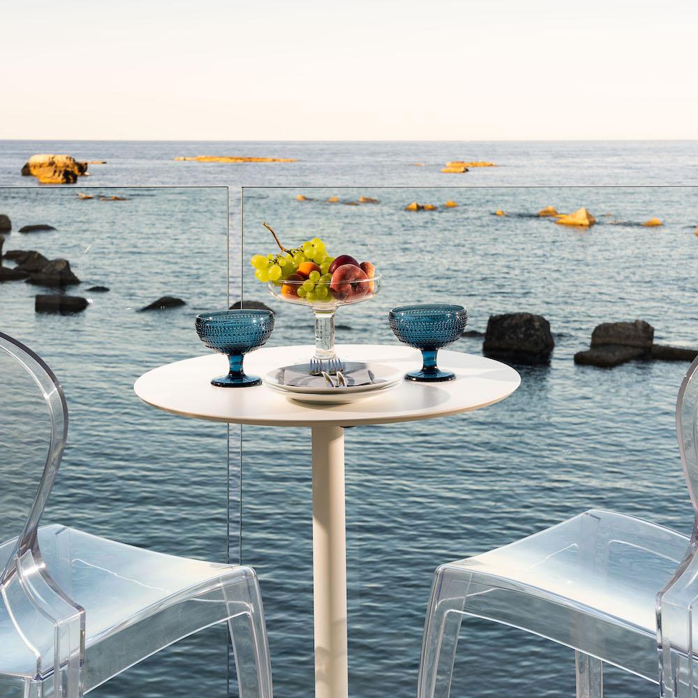 Re Dionisio Boutique Hotel: sea view