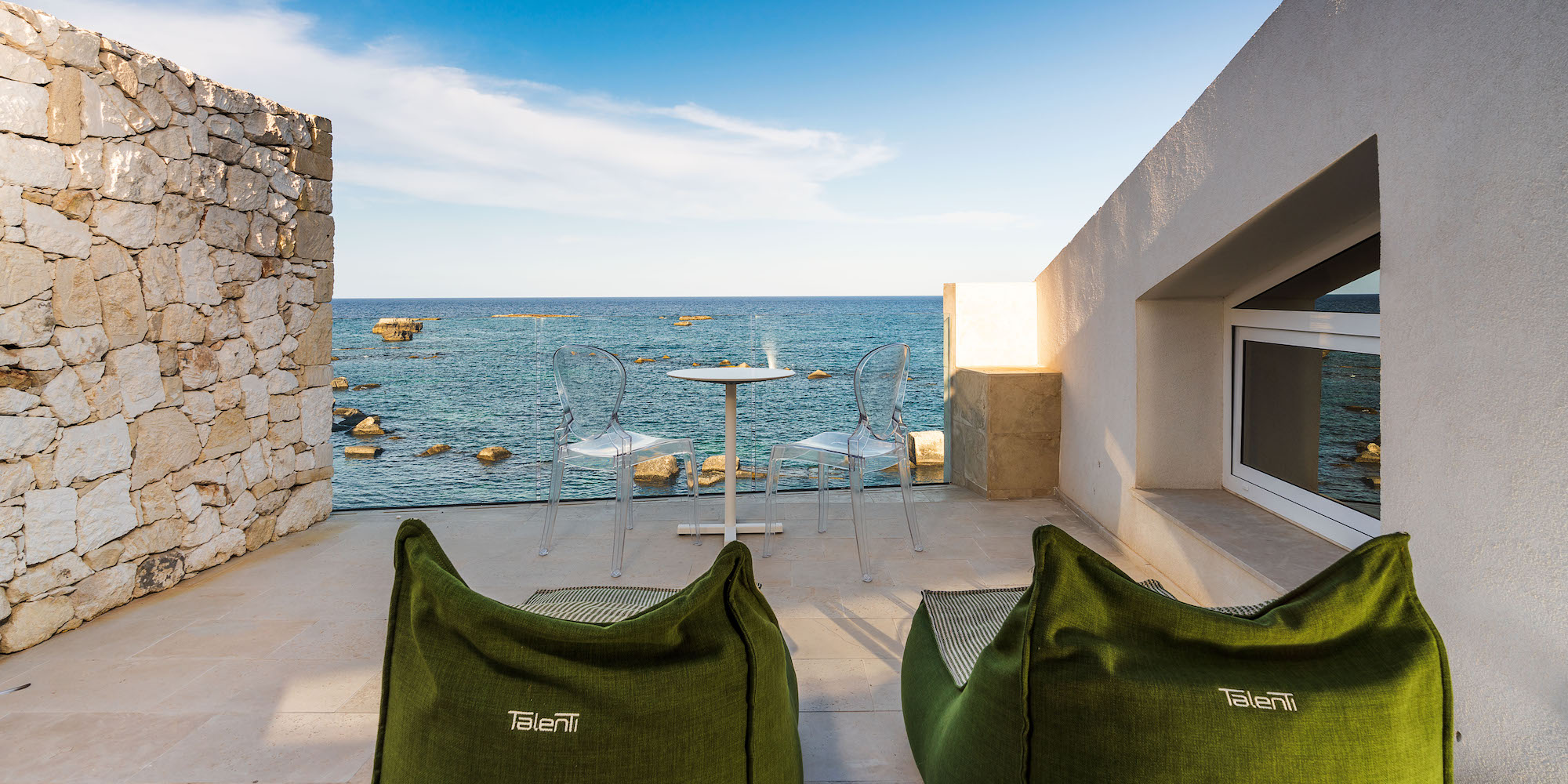 Re Dionisio Boutique Hotel: stunning view
