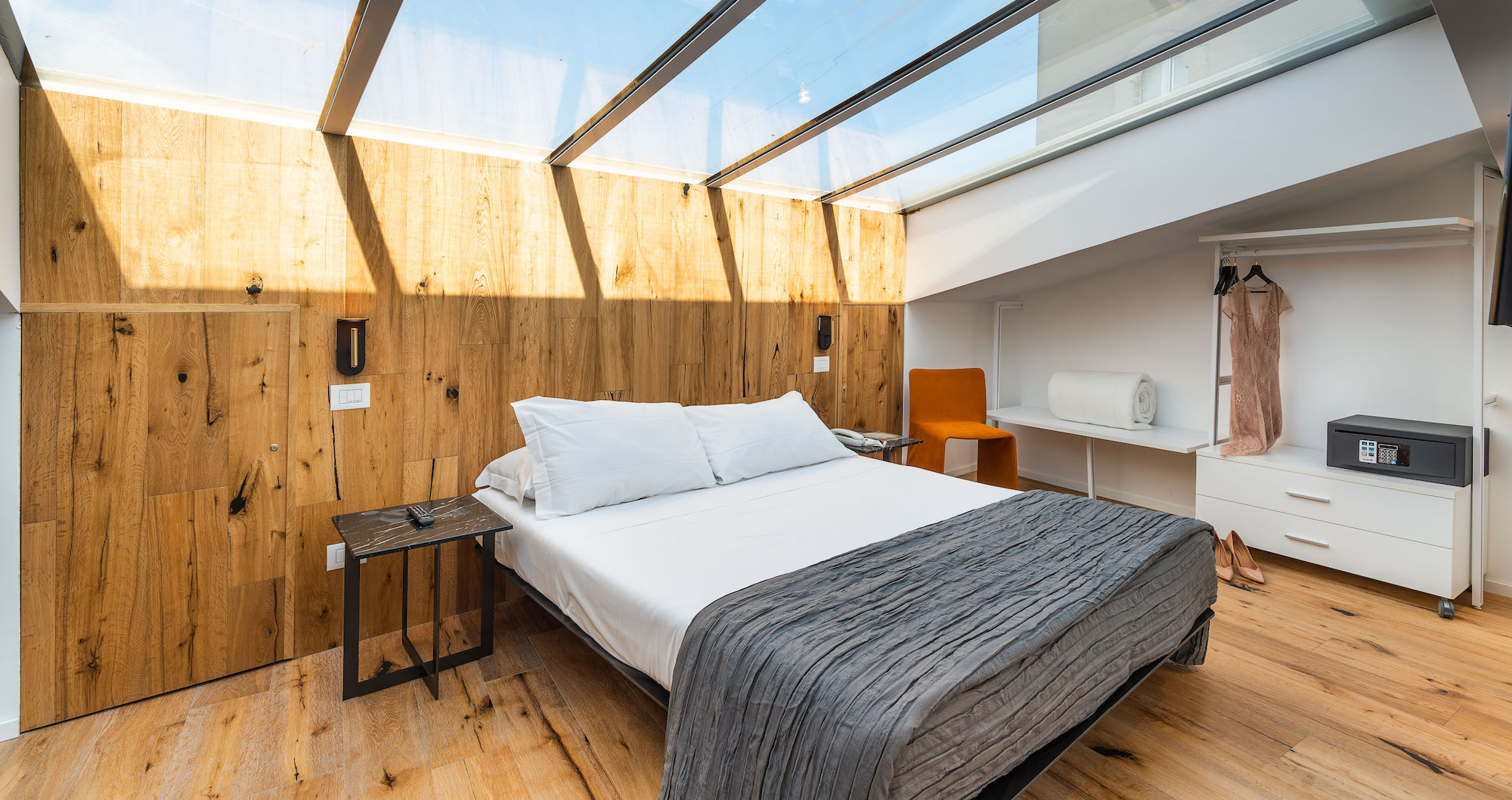Re Dionisio Boutique Hotel: bedroom details