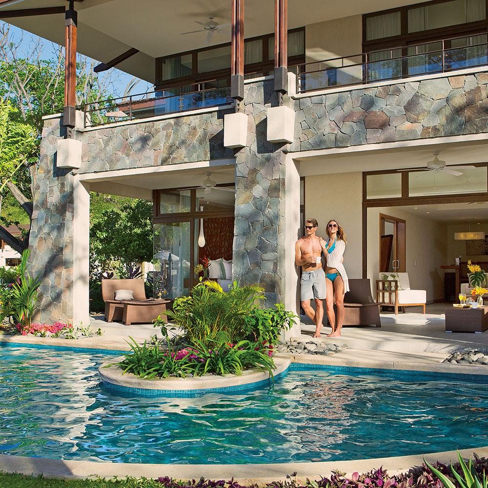 Costa Rica Dreams Las Mareas: swimmingpool