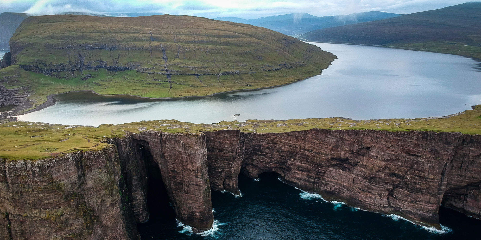 Discover the Faroe Islands: incredible view