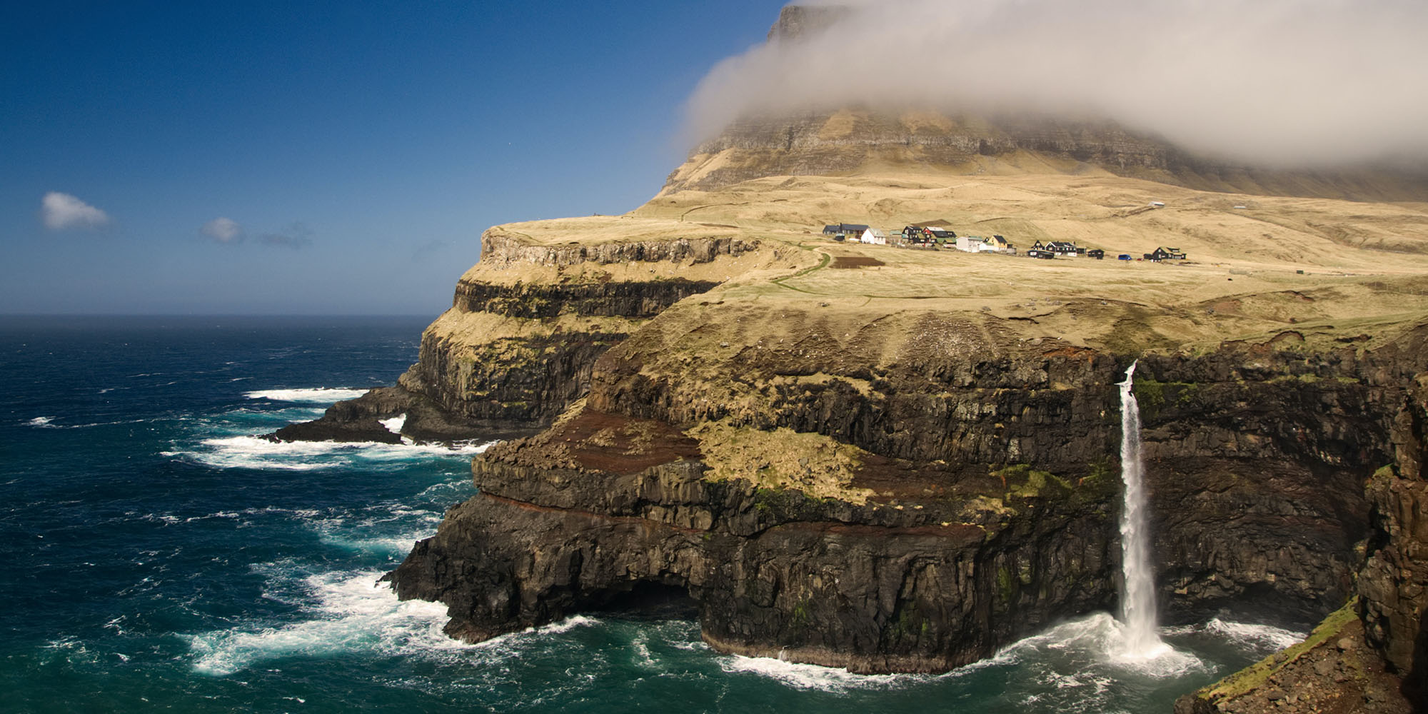 Discover the Faroe Islands : the power of nature