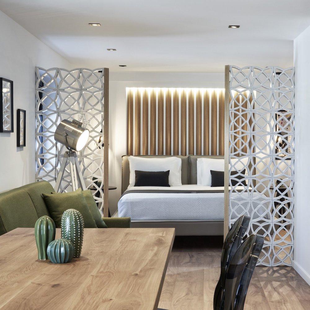 best hotels in athens: Kolonaki 8 room details 1